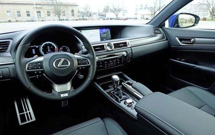 2021 Lexus GS 350 Interior