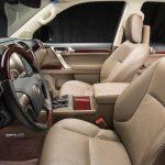 2019 Lexus GX 460 Interior