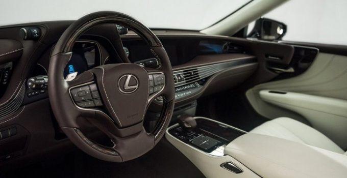 2019 Lexus LS 500 Interior
