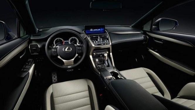 2019 Lexus LS F Interior