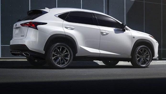 2019 Lexus NX Exterior
