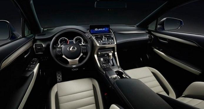 2019 Lexus NX Interior