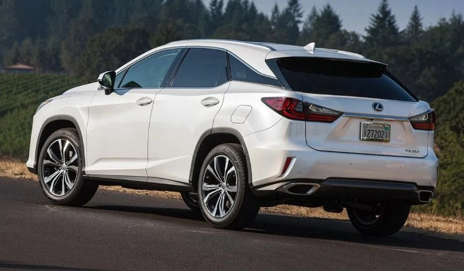 2021 Lexus RX 350 Exterior