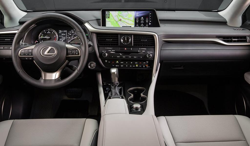 2021 Lexus RX 350 Interior