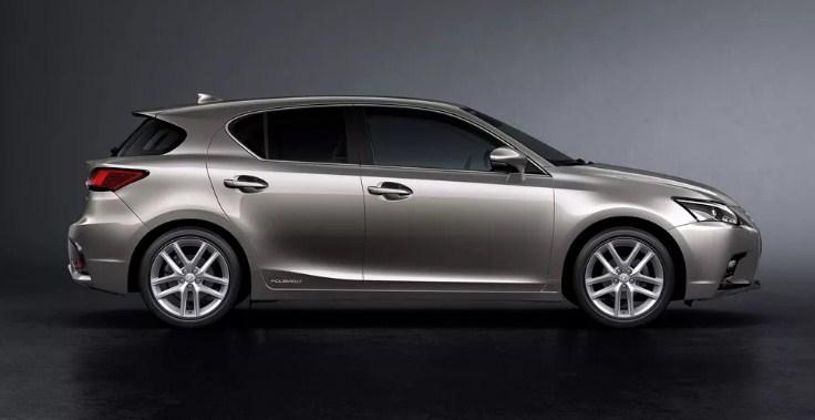 2020 Lexus CT 200h Exterior