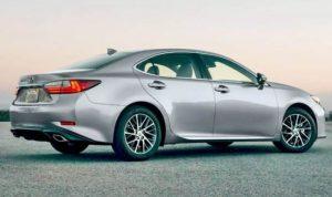 2020 Lexus ES 350 Exterior