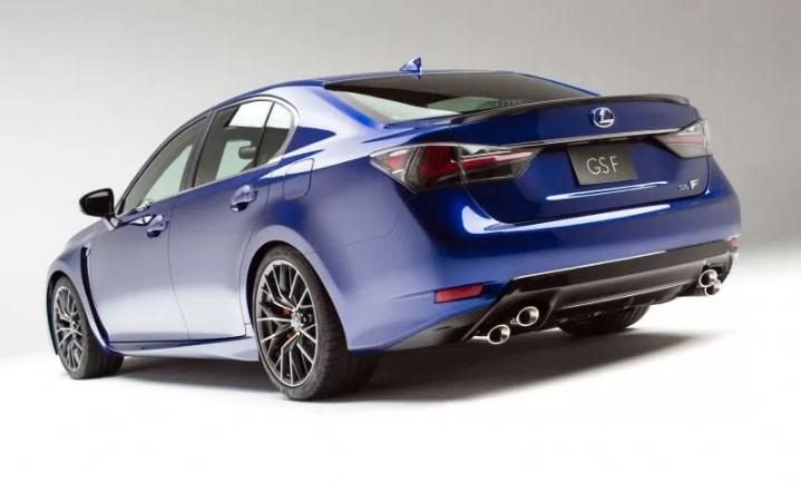 2020 Lexus GS F Exterior