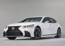 2020 Lexus IS350 Exterior