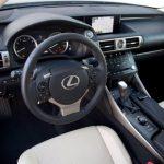 2020 Lexus IS350 Interior