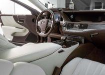 2020 Lexus LS 500 Interior