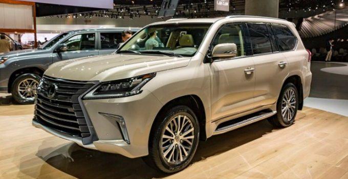 2020 Lexus LX 570 Exterior