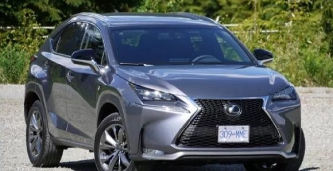 Search Results For 2020 Lexus Nx Lexus Specs News