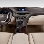 2020 Lexus RX 350L Interior
