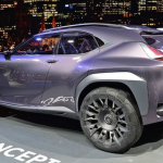 2020 Lexus UX Exterior