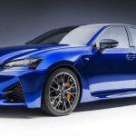 2019 Lexus GS 350 F Exterior