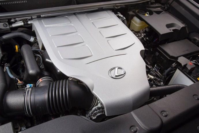 2019 Lexus GX 460 Engine