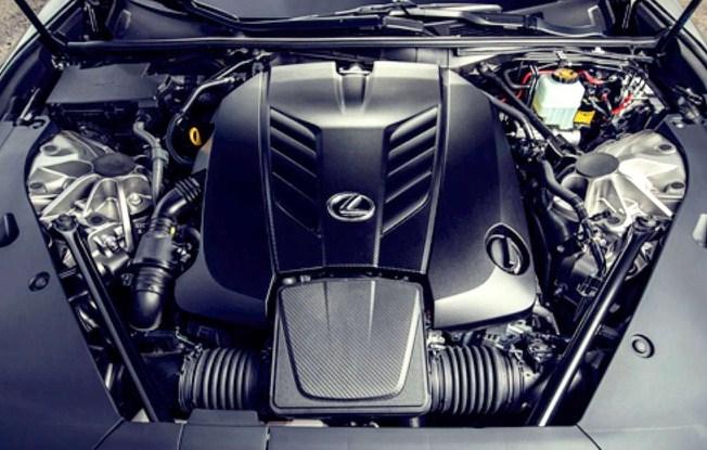 2021 Lexus GX 470 Engine
