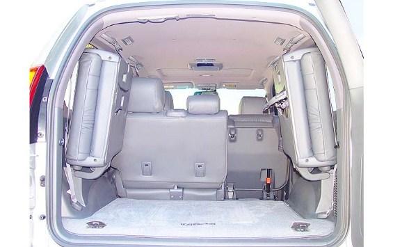 2021 Lexus GX 470 Interior