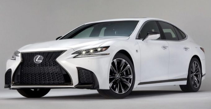2019 Lexus IS F Exterior