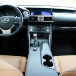 2019 Lexus IS350 Interior
