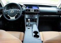2019 Lexus IS350 Interior