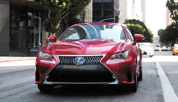2021 Lexus RC 350 Exterior