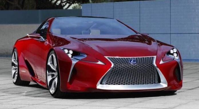2021 Lexus SC Exterior