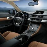 2020 Lexus CT Interior