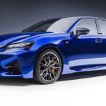2020 Lexus GS Exterior