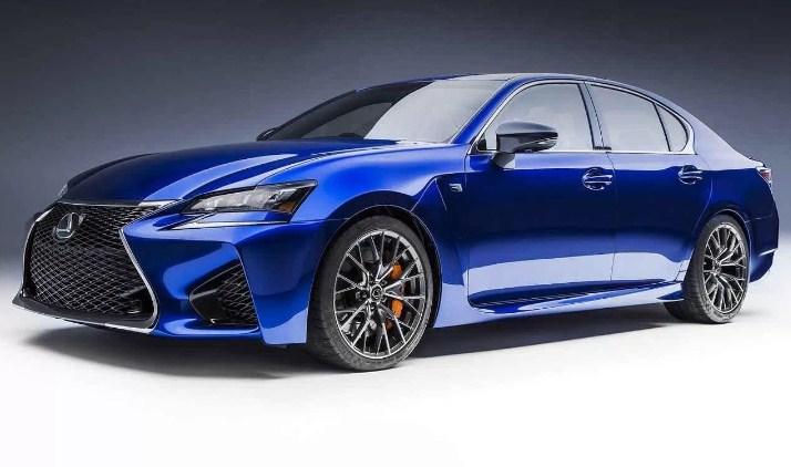 2020 Lexus GS F Interior