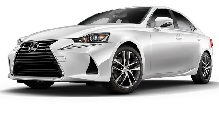 2020 Lexus IS 250 Exterior