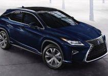 2020 Lexus RX Exterior
