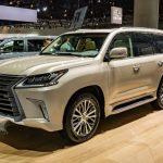 2020 Lexus LX Exterior