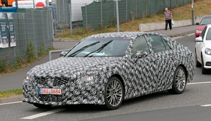 2020 Lexus GS 350 Exterior