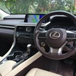 2020 Lexus RX 200t Interior
