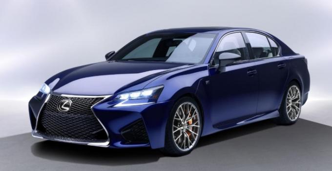 2021 Lexus GS Exterior