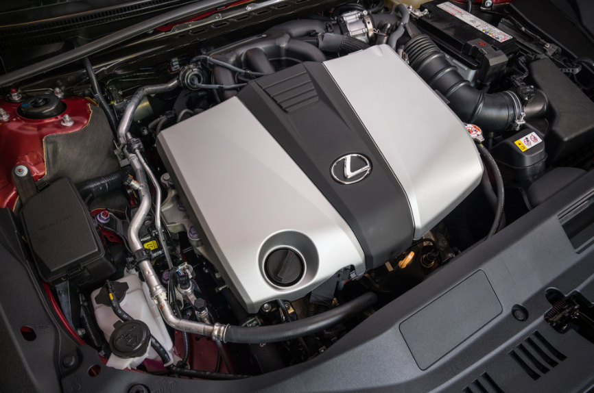 2019 Lexus GS 350 Engine