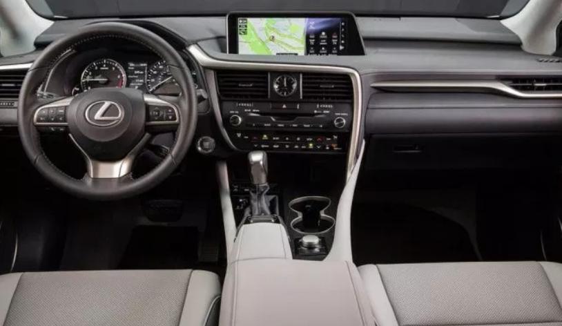 2019 Lexus GS 350 Interior