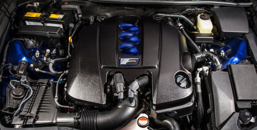 2021 Lexus GS Powertrain