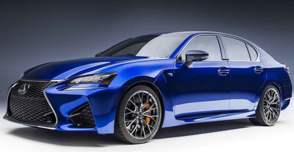 2021 Lexus GS