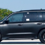 2019 Lexus LX 570 Exterior