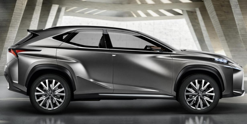 2021 Lexus RX 350L Exterior