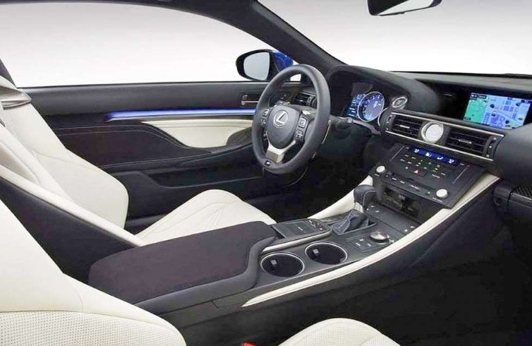 2019 Lexus RX 350L Interior