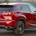2019 Lexus RX Exterior