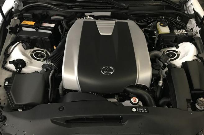 2020 Lexus ES Engine