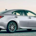 2020 Lexus ES Exterior