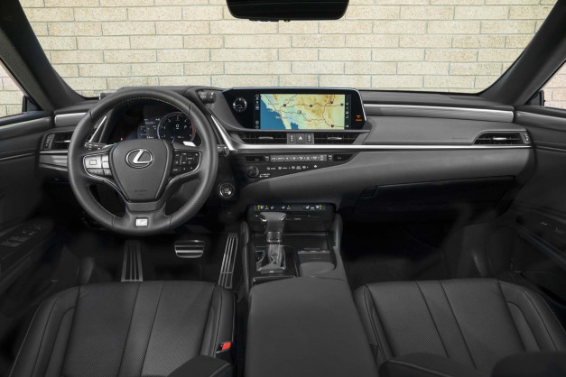 2020 Lexus GS Sport Interior