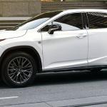 2020 Lexus RX 350 Exterior