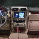 Lexus 2019 GX 460 Interior