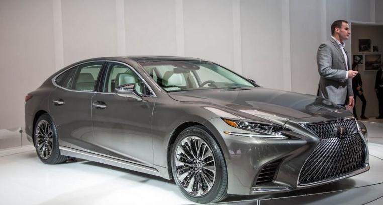 Lexus 2019 LS 500 Exterior